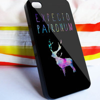 Harry Potter Expecto Patronum for iphone case, samsung galaxy case and ipod cases