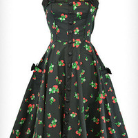 Strawberry Fields Dress | PLASTICLAND