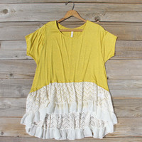 Honey & Lace Cozy Tee