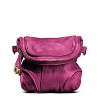 Art Effect | George, Gina, and Lucy - George, Gina & Lucy Marienne Fuchsia Leather Handbag