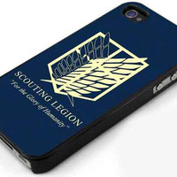 Attack On Titan Legion for iphone , samsung galaxy, ipod case