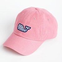 Vineyard Whale Baseball Cap
