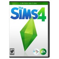 The SIMS 4 Limited Edition (PC Games)