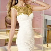 Alyce Homecoming 4375 Dress