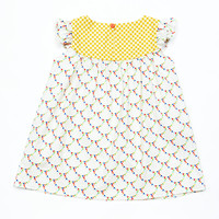 Pinafore Dress Bunting