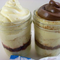 Cupcake In A Jar | MegsCreations - Edibles on ArtFire