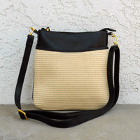 Outerbanks Crossbody Bag [5618] - $26.00 : Vintage Inspired Clothing & Affordable Dresses, deloom | Modern. Vintage. Crafted.