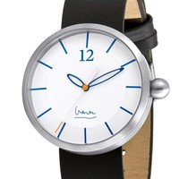 Syzgy Watch in White by Projects Design