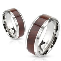 Personalize Stainless Steel Ring, Custom Mens Stainless Steel Ring, Stainless Steel Band,  R-S1002