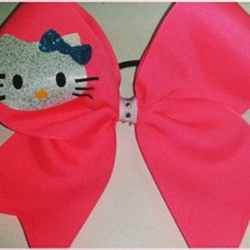 Hello Kitty Cheer Bow