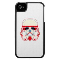 Skull Wars Iphone 4 Covers from Zazzle.com