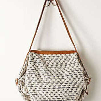 Daisy Beach Hobo Bag