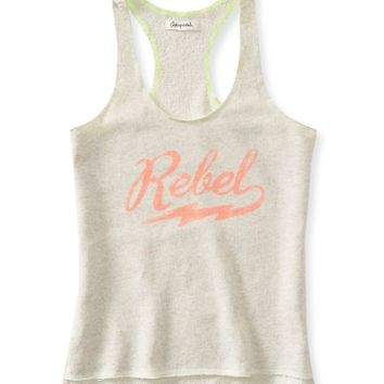 Rebel French Terry Tank