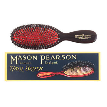MASON PEARSON® BOAR BRISTLE & NYLON POCKET BRUSH