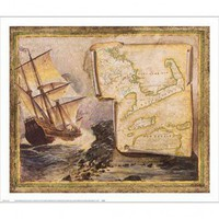 Art 4 Kids Western Atlantic II Wall Art - 37057 - All Wall Art - Wall Art & Coverings - Decor