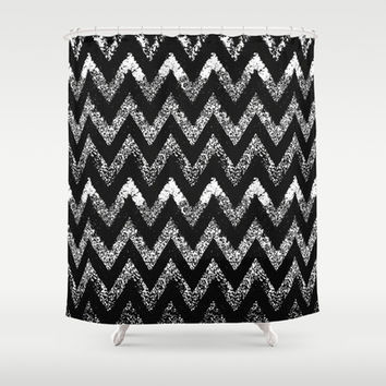 life in black and white Shower Curtain by Marianna Tankelevich | Society6