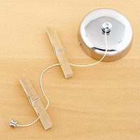 Retractable Clothesline | Kitchen Accessories| Kitchen &amp; Dining | World Market