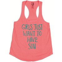SUN FUN VAN TANK TOP