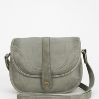 Frye Campus Leather Saddle Bag-
