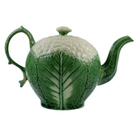 Wedgwood Cauliflower Teapot