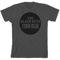 The Black Keys Official Store - Turn Blue Dot T-Shirt