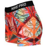 "Nike Pro 3"" Compression Short - Women's at Lady Foot Locker"