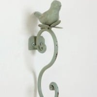 Antique Bird Coat Hook