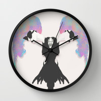 Modern Society Wall Clock by Ben Geiger