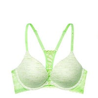 Racerback Push-Up Bra - Cotton Lingerie - Victoria's Secret