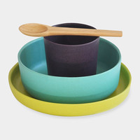 Biobu Children's Dish Set