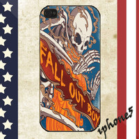 Fall Out Boy Quote custom design available for iphone 4/4s/5/5s/5c and samsung galaxy S3/S4/S5 case