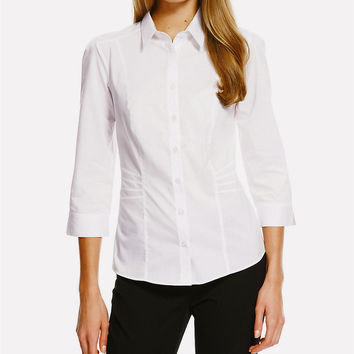 Salene Cotton Blouse