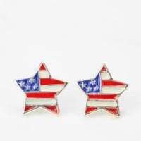 Urban Renewal Americana Earring
