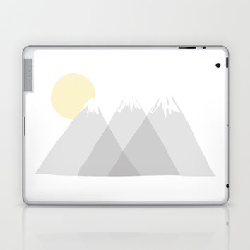 Mountainous Laptop & iPad Skin by 19oi | Society6