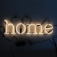 MONOQI | Neon Wall Art - Home