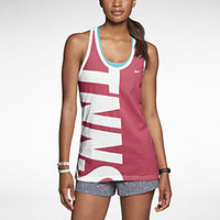 "Nike ""TNNS"" Women's Tennis Tank Top"
