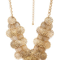 Ornate Filigree Layered Necklace