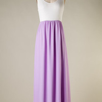Stroll in the Park Maxi - Lilac - Hazel & Olive