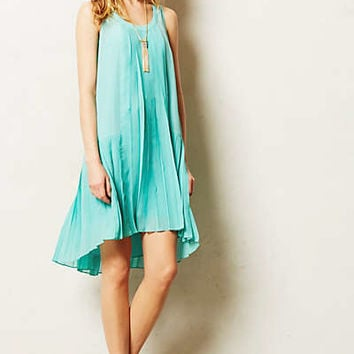 Fluttered Mint Dress