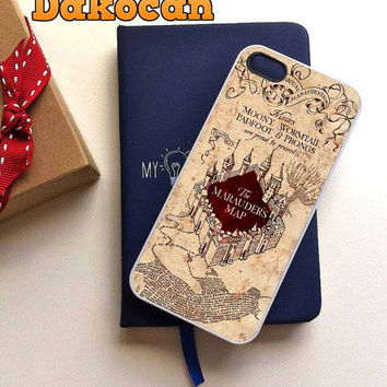 harry potter the marauders map iphone case iphone 5s case galaxy s3 case galaxy s4 case galaxy s5 case