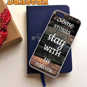 Harry Potter Book Quote iphone case iphone 5s case galaxy s3 case galaxy s4 case galaxy s5 case