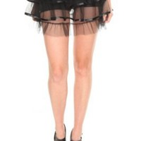 Black Ruffle Petticoat | Hot Topic