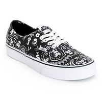 Star Wars x Vans Authentic Stormtrooper Bandana Shoes