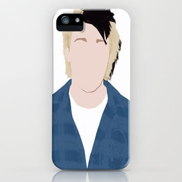 Mikey faceless iPhone & iPod Case by kikabarros