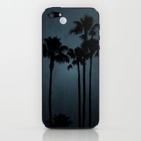Coastal Moon iPhone & iPod Skin by RichCaspian | Society6