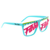 Party Rock By DJ Redfoo Of LMFAO Party Rock Glasses