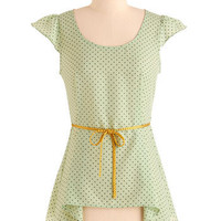 Fresh Mint And Chocolate Top | ModCloth.com