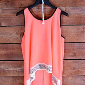 The Sweetest Thing Tank - Shoreline Boutique