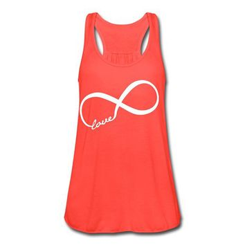 Spreadshirt Women's infinity_love Tank Top