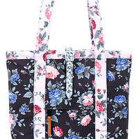 The Market Tote in Floral